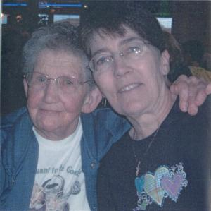 My Mother Kathy and Grandmother Ruth